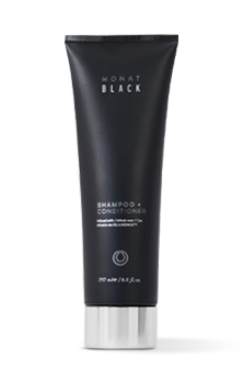 2-in-1 Black Shampoo/Conditioner