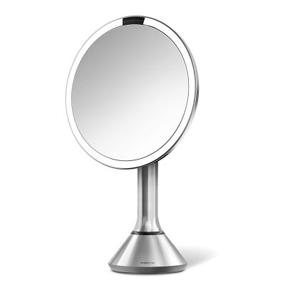 Simple Human Lighted Mirror