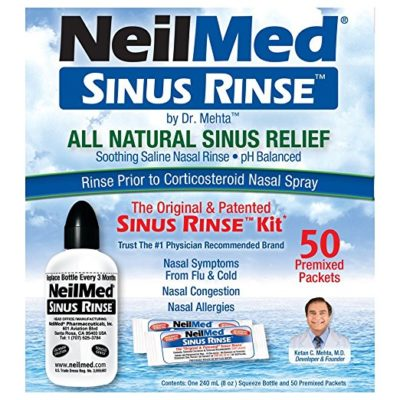 Sinus Rinse Bottle Kit