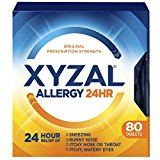 Xyzal Allergy Pills