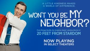 Won't You Be My Neighbor Mr Rogers Movie