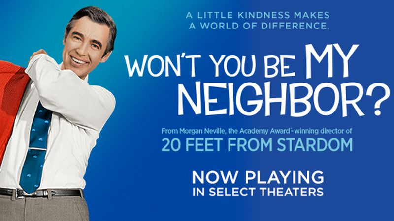 Movie Review – Won't You Be My Neighbor