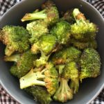 Crispy Sheet Pan Broccoli - This is my favorite way to make a big batch of broccoli. The sheet pan preparation is easy and there's only one pan to wash. And OMG - those crispy edges! www.grownupdish.com