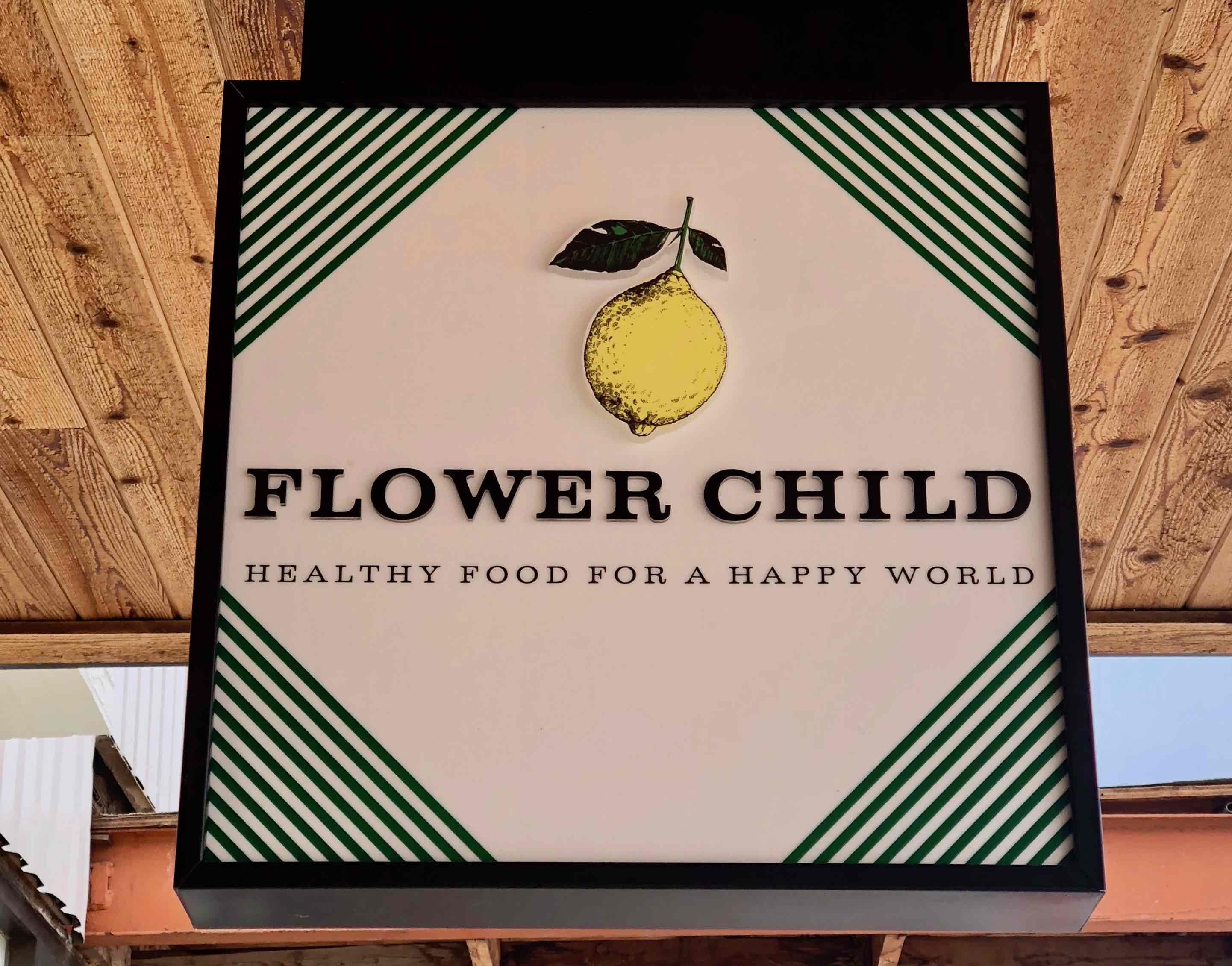 Tried It – Flower Child Restaurant