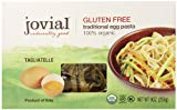 Jovial Foods Gluten-Free Traditional Egg Pasta Tagliatelle,