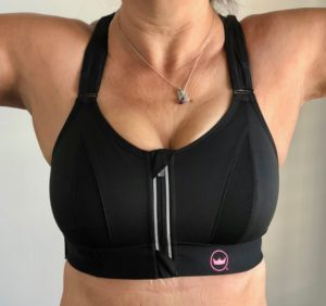 "A revealing review of the best sports bras for big busted babes: Lululemmon vs SheFit. Which one best supports ""the girls""? 