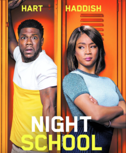 Night school movie www.grownupdish.com