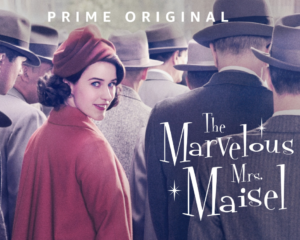 The Marvelous Mrs. Maisel | www.grownupdish.com