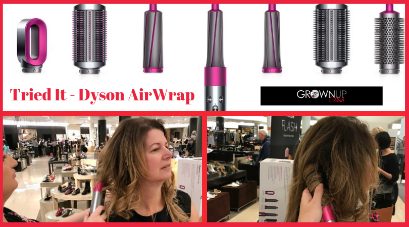 Tried It – Dyson Airwrap Hair Styler