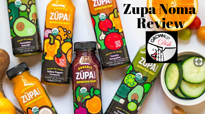 Tried It – Zupa Noma Soup Review