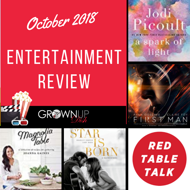 Best (And Worst) Things I Saw, Read, Watched & Listened To – October 2018 Entertainment Review