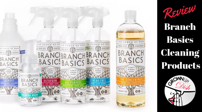 Tried It – Branch Basics Cleaning Products