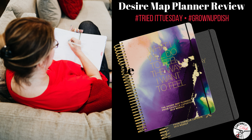 Tried It – Desire Map Planner Review