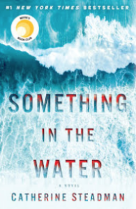 Something in the Water book review | www.grownupdish.com