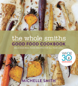 The Whole Smiths Good Food Cookbook Review | www.grownupdish.com