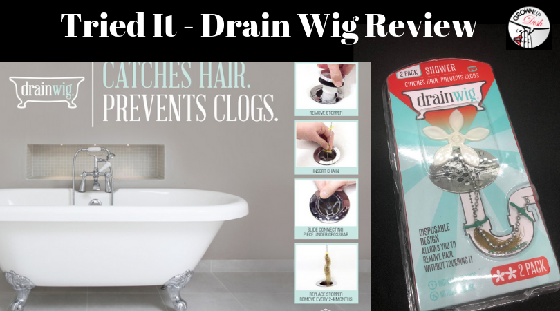 Tried It – Drain Wig Review