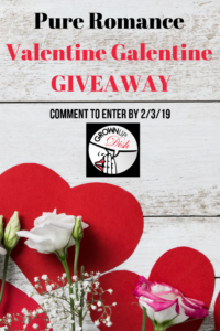 I'm playing cupid and coming at you with a huge Valentines Galentines Giveway courtesy of my friends at Pure Romance. Just comment to enter. Ends 2/3/19. | www.grownupdish.com