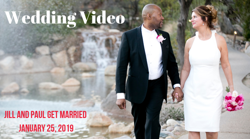 Wedding Video: Jill and Paul Get Married