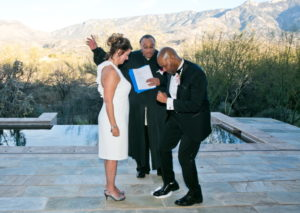 Enjoy this interfaith wedding ceremony; ideal for an interdenominational service, elopement or second marriage. Feel free to modify and share the love. | www.grownupdish.com