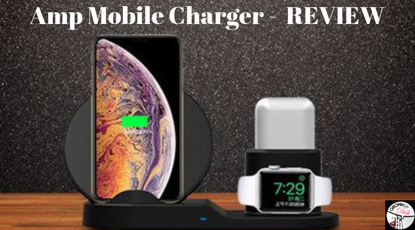 Tried It – Amp Mobile Charger Review