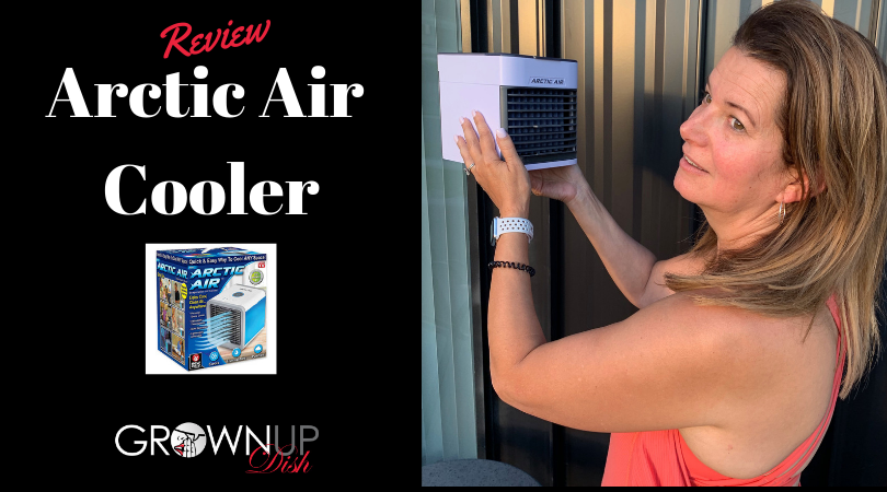 Tried It – Arctic Air Evaporative Cooler Review