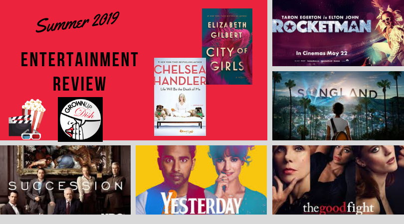 Entertainment Review for Grownups July 2019