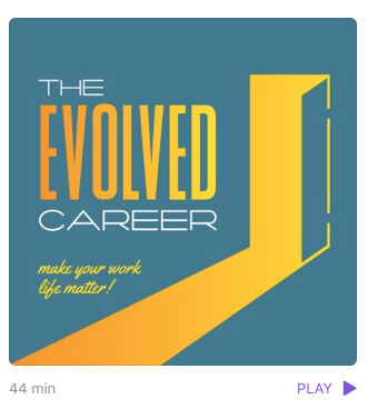 Jill McBride of Grownup Dish chats with The Evolved Career podcast about her marketing career, building & selling a company and launching a lifestyle blog.
