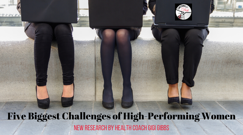 Five Biggest Challenges of High-Performing Women