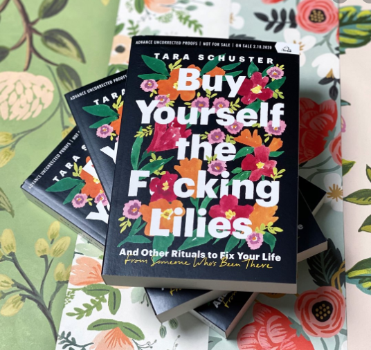 Three Things I'm Obsessed With March 2019 - my unfltered reviews of Buy Yourself the F*cking Lillies, Love is Blind & BeautyCounter's 3 new lipsticks. | www.grownupdish.com
