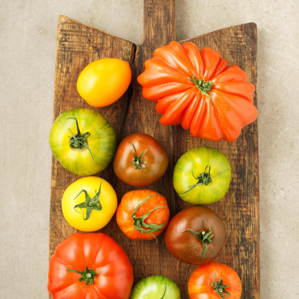 Tomato Sandwich for Grownups - Have you tried the quintessential tomato sandwich? It's perfection: heirloom tomatoes don't need much help. Simple & delicious. | www.grownupdish.com