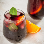 Try this easy recipe for Tinto de Verano - a Spanish wine cocktail. You only need 3 ingredients and it's easier to make than sangria. Cheers! | www.grownupdish.com