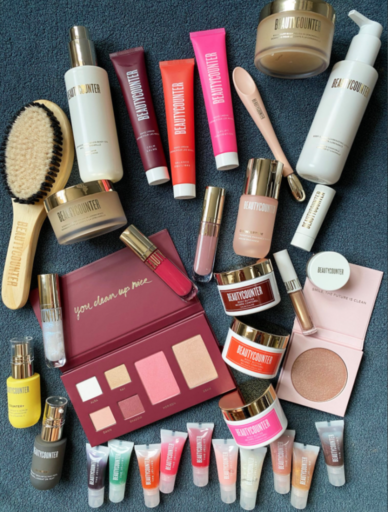 BeautyCounter holiday products 2020
