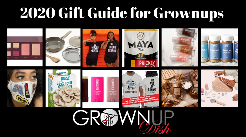 2020 Holiday Gift Guide for Grownups