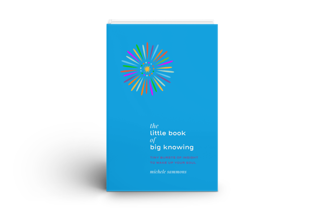 The Little Book of Big Knowing by Michele Sammons