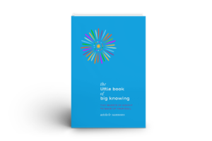The Little Book of Big Knowing: Tiny Burst of Insight to Wake Up Your Sou
