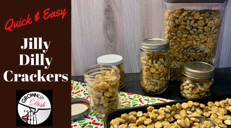 Jilly Dilly Crackers