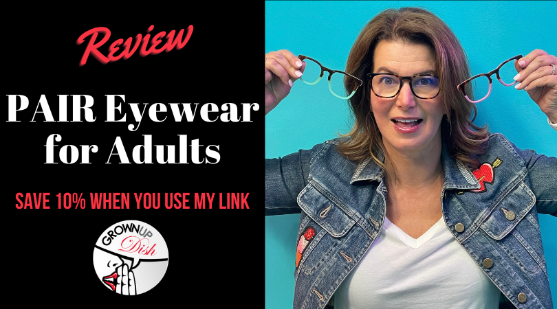 Pair Eyewear For Adults Review & Discount Code