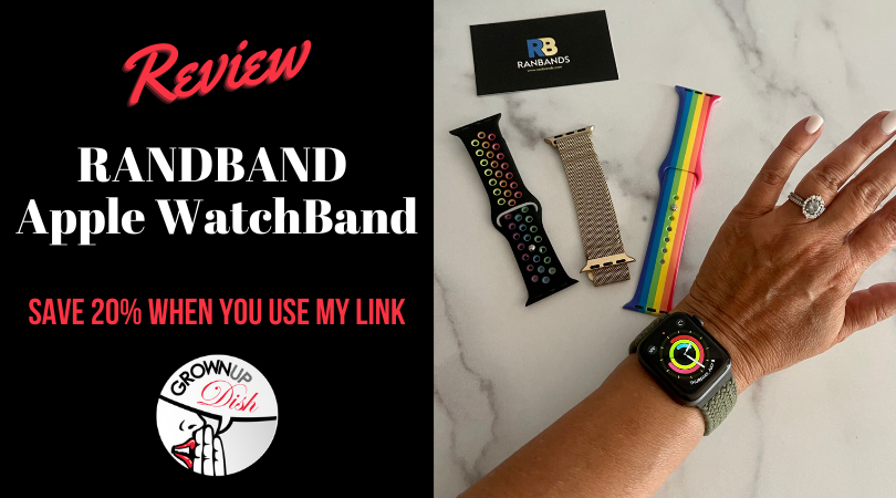 RANBANDS for Apple Watch – Review and Discount Code